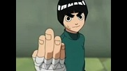 Rock Lee And Naruto The Best
