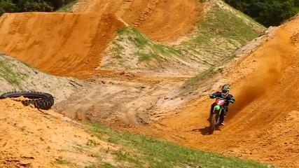 Motocross practice [ H D 1080p ]
