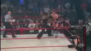 Jeff Hardy Vs A.j Style Tna Impact 16032010