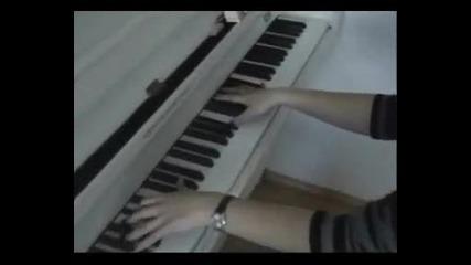 Sonata Arctica - Tallulah piano cover
