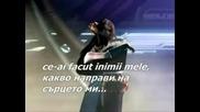 Прекрасна Румънска Песен На Denisa ... (високо качество)