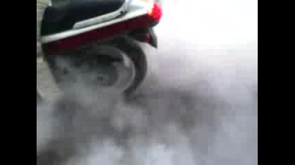 Балша Моторспорт Honda Cbr1000 Burnout