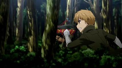 Seikoku no Dragonar епизод 1