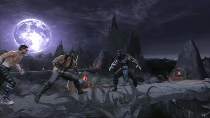 Mortal Kombat 9 trailer 720p