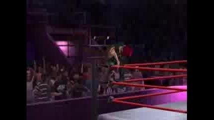 Mickie Entrance Raw Vs Smackdown 2008