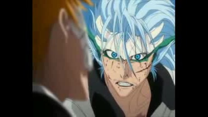 Bleach Ichigo vs Grimmjow final battle
