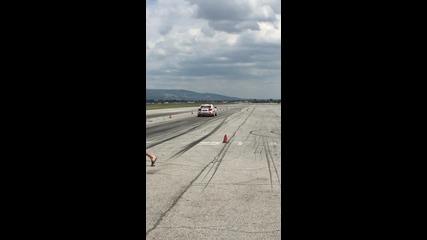 Тренировка за Drag на най-шумното AUDI S8