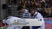 Младежки олимпийски игри 2010 - Таеклондо Жени до 63 кг серий
