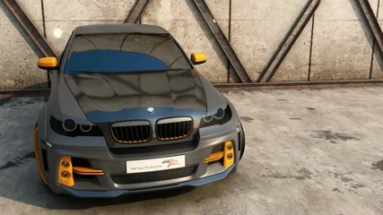 exlusive Bmw X6 Interceptor