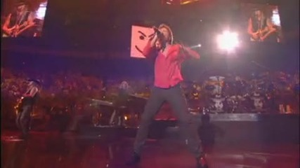 Bon Jovi - Have A Nice Day (live at Msg) High quality