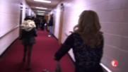 Dance Moms S3E6 - Клой Си Слага Шапката И Аби Ѝ Крещи За Нея