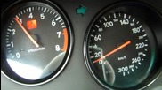Toyota Supra 0-300 km/h - 1250 Hp