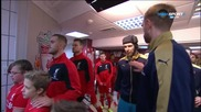 Атмосферата на Анфийлд преди Ливърпул - Арсенал