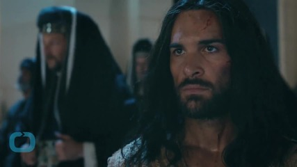 Juan Pablo Di Pace, A.D. The Bible Continues' Hot Jesus, Talks Nickname and Faith