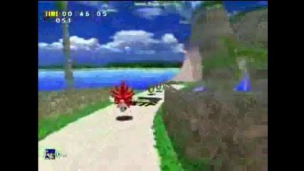 Sonic Adventure Dx - Супер Назо