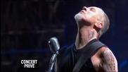 Metallica - Cyanide - Live Nimes - Dvd preview (преглед)