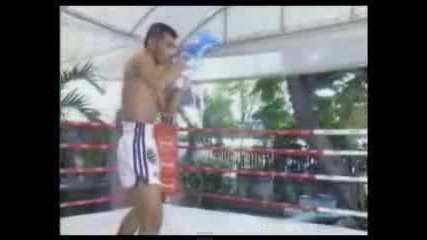 The Art Of Muay Thai - Kicking
