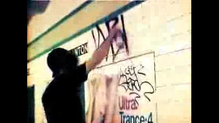 Яки графити в New York