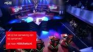 Победителят от Гласът на Холандия - Бен Сондърс !!