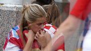 Croatia: Croatian fans 'very proud' despite World Cup final loss