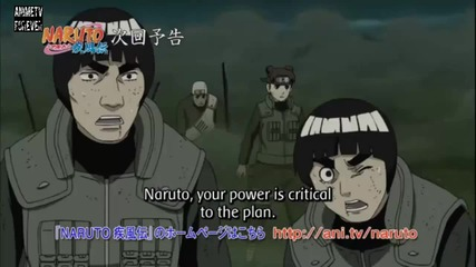 Naruto Shippuuden 364 [ Bg Subs ] Preview Hd