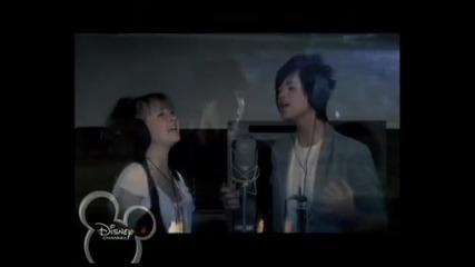 Noni & Miruna- Wouldn't Change a Thing(camp Rock 2)