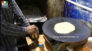 Бърза Храна на улицата в Мумбай - Egg Noodles
