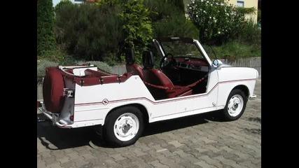 Trabant 601 Tramp