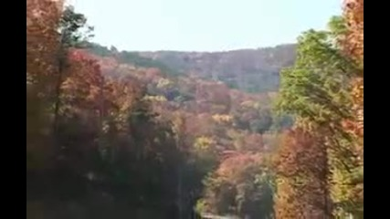 Fall Color in Hot Springs
