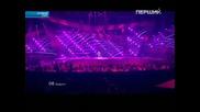 Изпълнението на Софи Маринова - Love Unlimited // Eurovision 2012 //