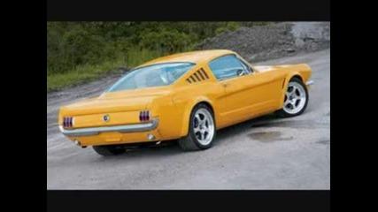 Топ 10 Muscle car