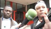 Кофе Бабоне доведе ганаец от Белгия на проби в Локо Сф