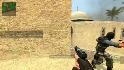 Counter Strike Source Gameplay Hd 1080p - Dust 2