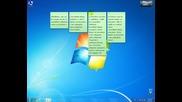 Hd Как се прави скрита папка на Windows 7!