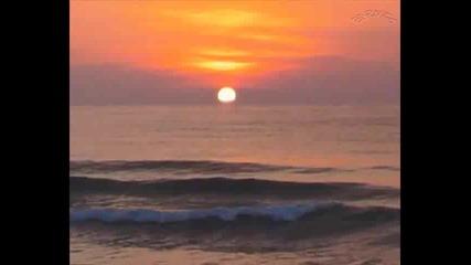 Изгрев над морето - Несебър