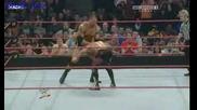 Wwe Raw 04/20/09 batista vs chavo