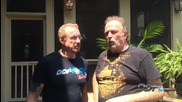 Ddp And Jake '' The Snake '' Roberts - Ice Bucket Challenge