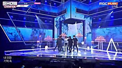 4 Ha Sung Woon((hotshot)(wanna one))-дебют - Blue(син) 17.07.19,4