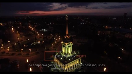 The best aerial views of Moscow