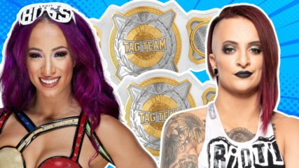 Superstars make bold claims for new Women's Tag Titles: WWE Now