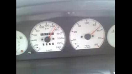 Bravo Hgt 0 - 240km/h