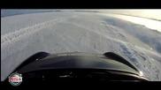 С 258 км/ч на сняг! Откачена битка