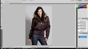 Photoshop Cs5 : Refine Edge Tool