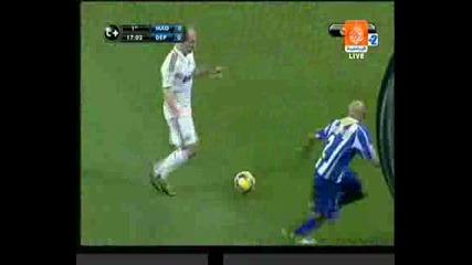 Реал Мадрид - Ла Коруня 1:0
