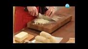 Погача, кюфтета от праз, полумесеци, пуйка сарма - Бон апети (17.01.2013г.)