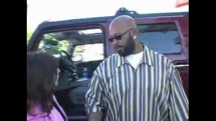 Suge Knight Ghost Ridin his whip pushin Petey Pablo