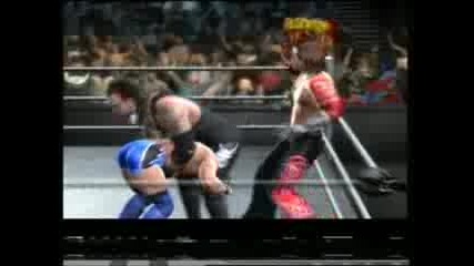 Smackdown Vs Raw 2008 Video Number
