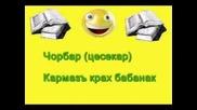 Smeshen Bylgaro - Turski Rechnik ( ne se chudi cheti )