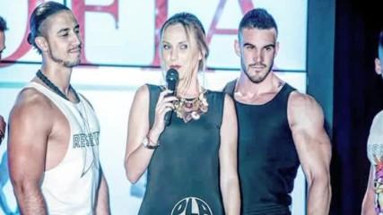 Георги Маринов - От фитнеса до модния подиум - Famous Vox
