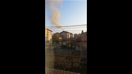 МОЯТА НОВИНА: Замърсяване на въздуха